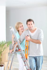 A couple with ladder   Xcellence Inspection Services   Home Design Chicago