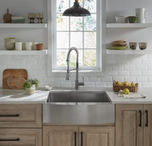 white kitchen | Xcellence Inspection Services | holiday ready Chicago