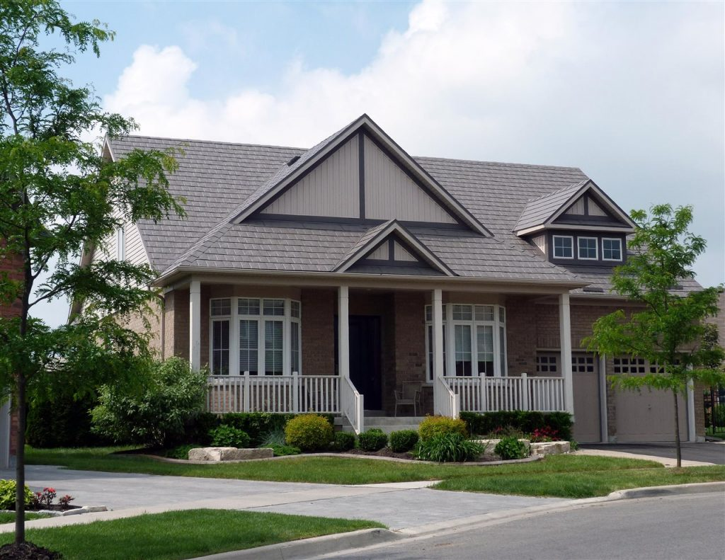 Beautiful House   Xcellence Inspection Services   metal roofing Chicago
